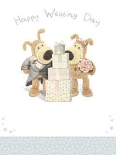 Happy Wedding Boofle