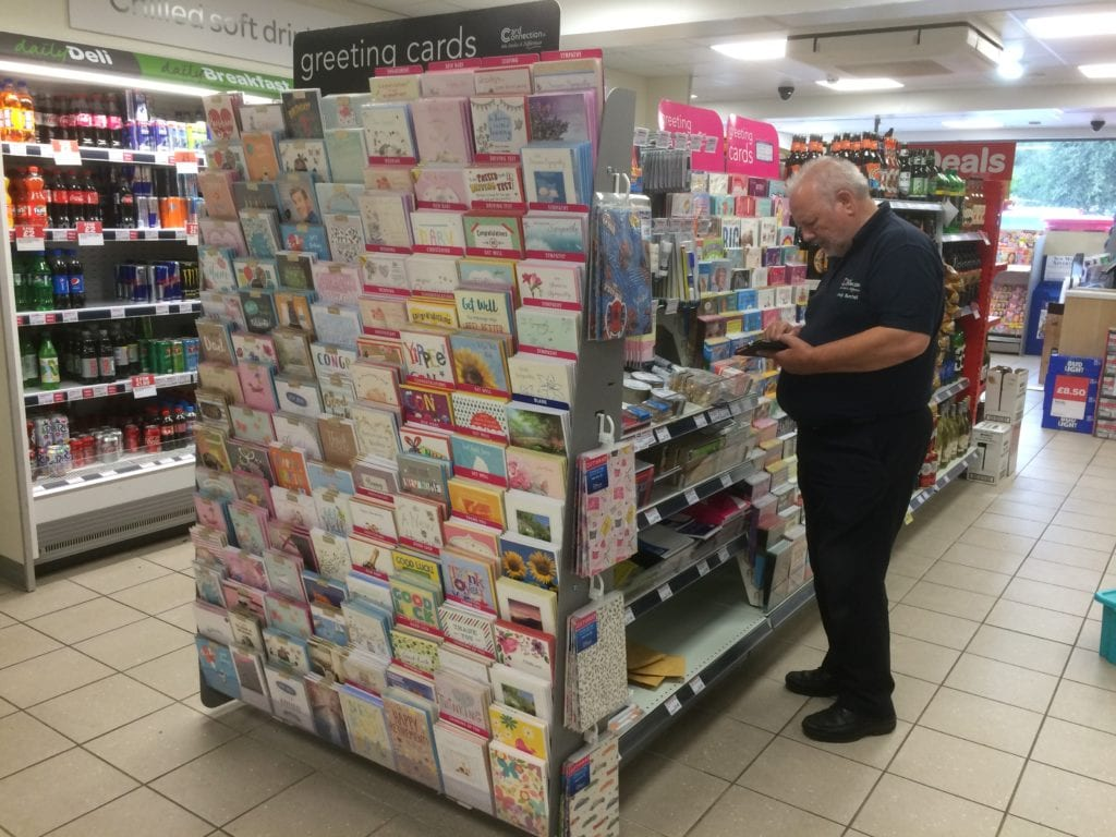 Card Connection Card Connection Completes Roll Out In Gilletts Spar