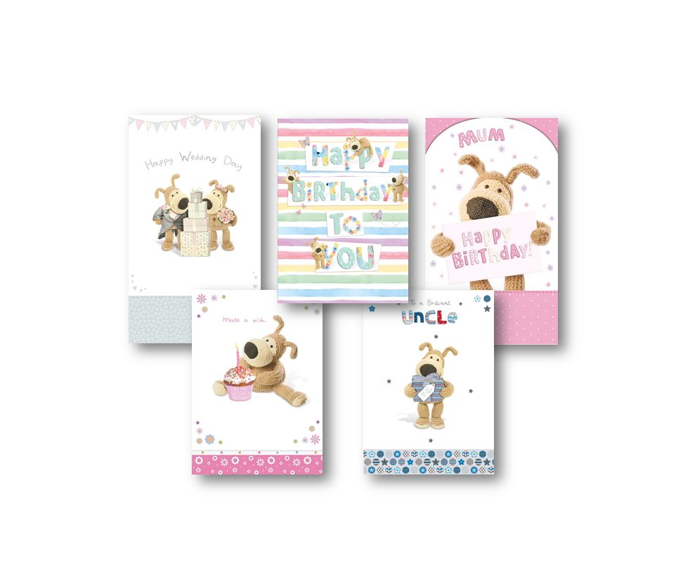 Happy 10th Birthday Boofle Card Connection