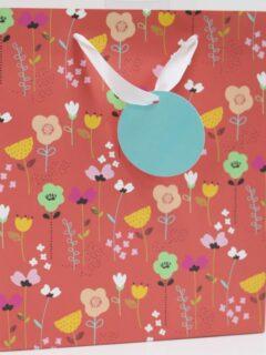Flower Stems Bag