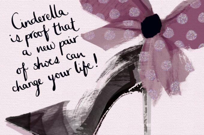 cinderella shoe