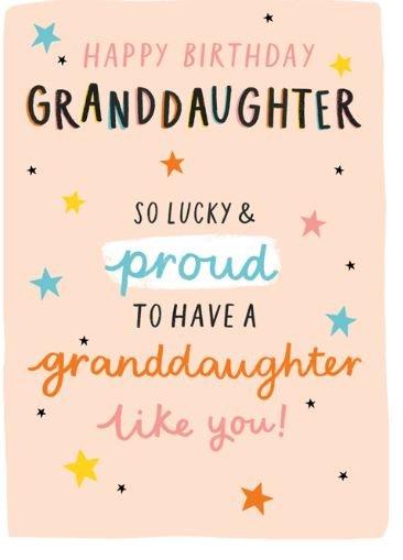 Proud Grandaughter