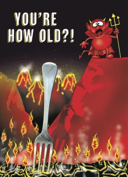 Fork in Hell