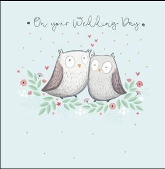 Owls Wedding