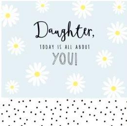 Daughter Daisies