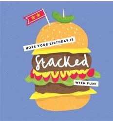 Stacked Birthday