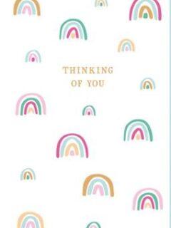 Thinking of you Rainbow