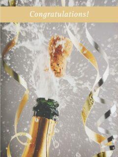 Champagne Congrats